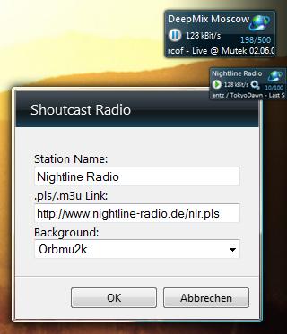 Shoutcast Radio